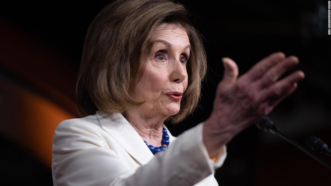 Pelosi mengatakan ketiga coronavirus respon paket adalah dalam karya-karya