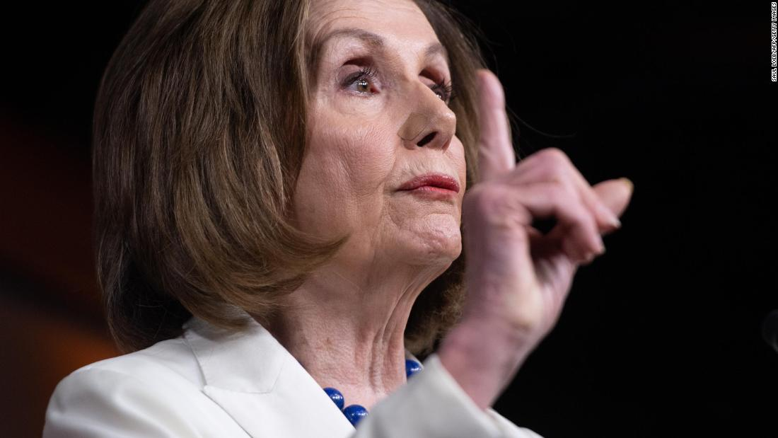 The Point This is the most important moment of Nancy Pelosis speakership
