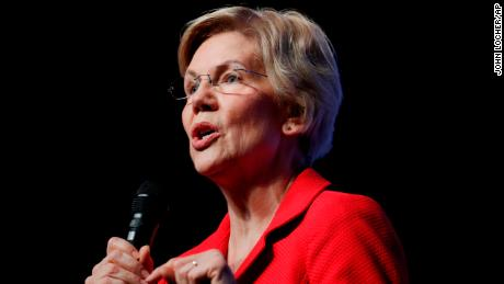 Elizabeth Warren wants to make it harder for big banks to get bigger