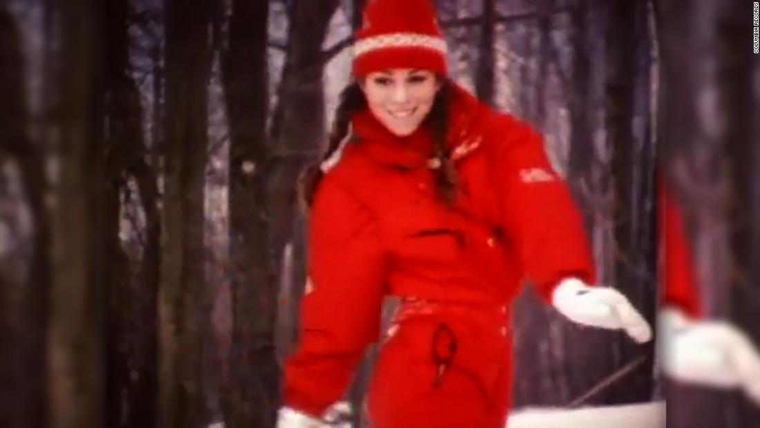 Mariah具新'すべて欲しいクリスマスはい音楽動画