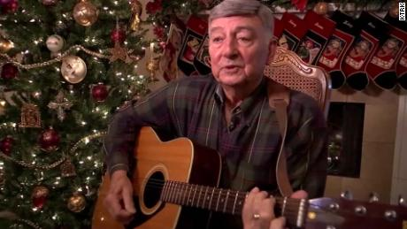 "Johnny Gondesen's holiday tune ""Christmas Is Here"" finally made it onto the radio more than 50 years after its release. Now, he wants the song to be a global classic."