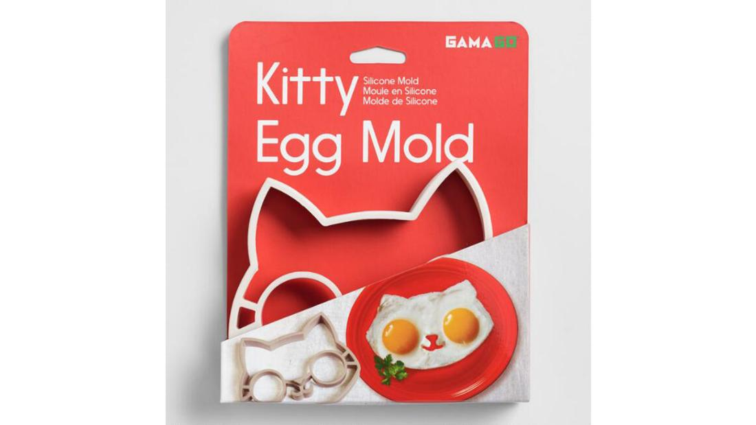 Molde huevos