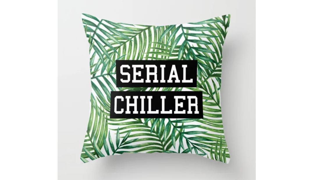 Serial Chiller almohada