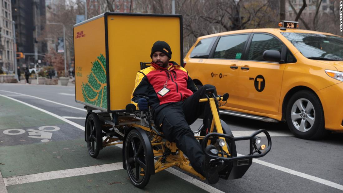 New York City announces new cargo bike program to ease traffic congestion
