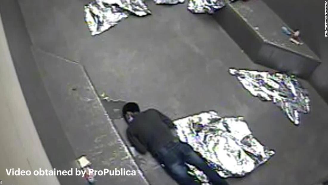 Video shows death of Guatemalan boy in federal custody
