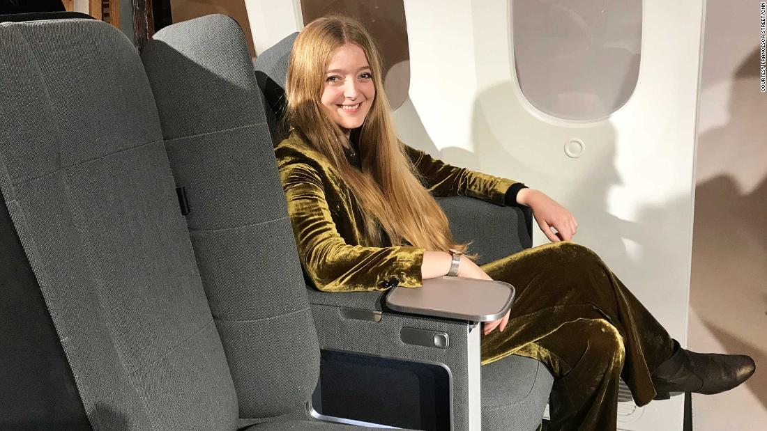 Crystal Cabin Awards: The airplane interior designs of the future
