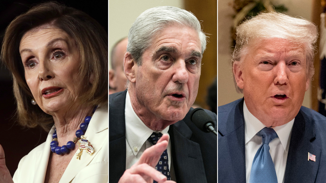 Mueller reports resurgence gives Democrats new dilemma on impeachment