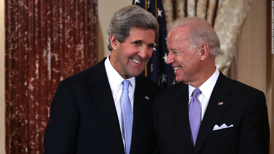 John Kerry: 'I am absolutely not running for President' - CNNPolitics