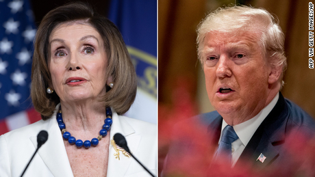 Analysis: Nancy Pelosi just wrote Donald Trump's name in the history books