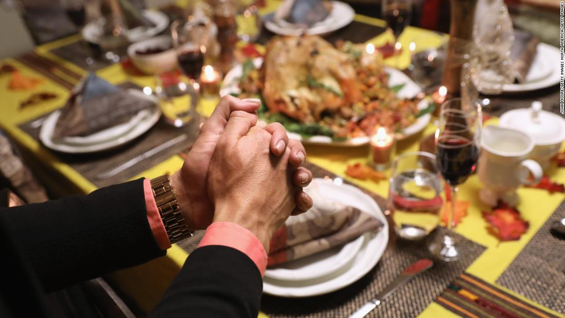 Opinion: Here's a cheat sheet for Thanksgiving's inevitable politics talk