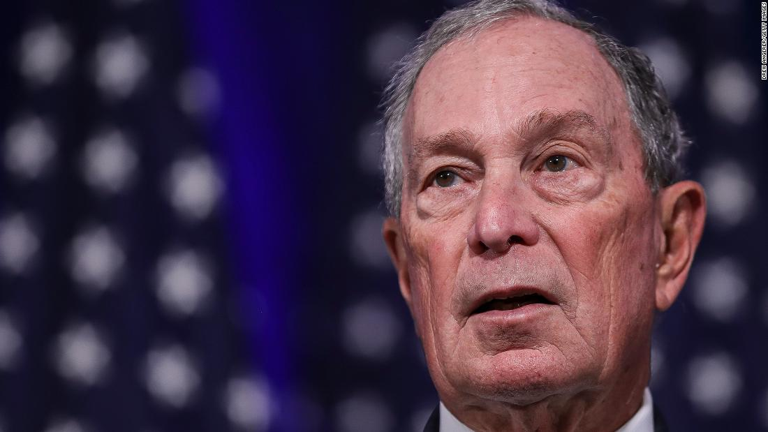 Bloomberg unveils economic justice plan at site of 'Black Wall Street' massacre