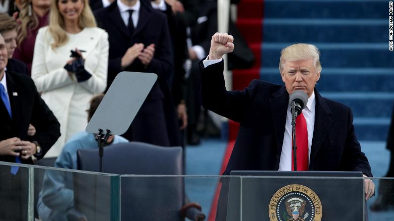 Three-and-a-half years after the inauguration of President Trump, America's international reputation has changed beyond belief.