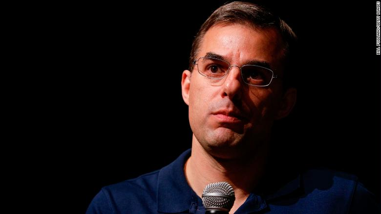 Freshman Democrats push for Amash to be impeachment manager in Senate trial, source says