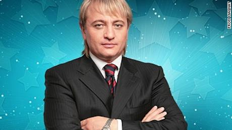 Dmitry Obretetskiy was the owner of Magnat Trade Enterprise, the official distributor of Mars, Nestle and Procter & Gamble in Russia.