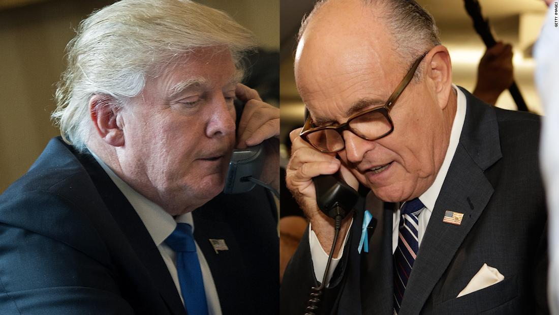Trump still uses his personal cell phone despite warnings and increased call scrutiny