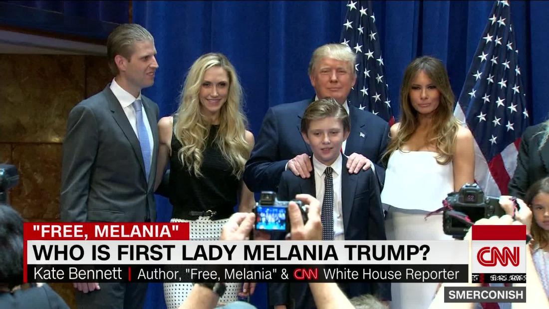 Melania Trump, once a reluctant campaigner, is hitting the trail