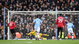 Manchester City vs Manchester United: incident raciste mars derby