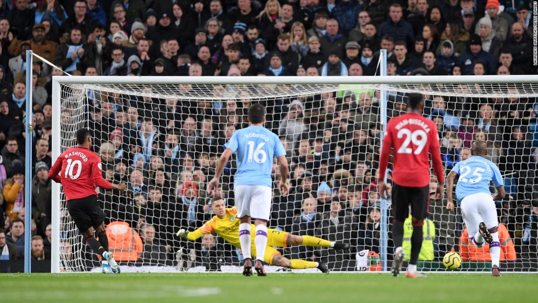 Manchester City vs Manchester United: Racist incident mars derby - CNN