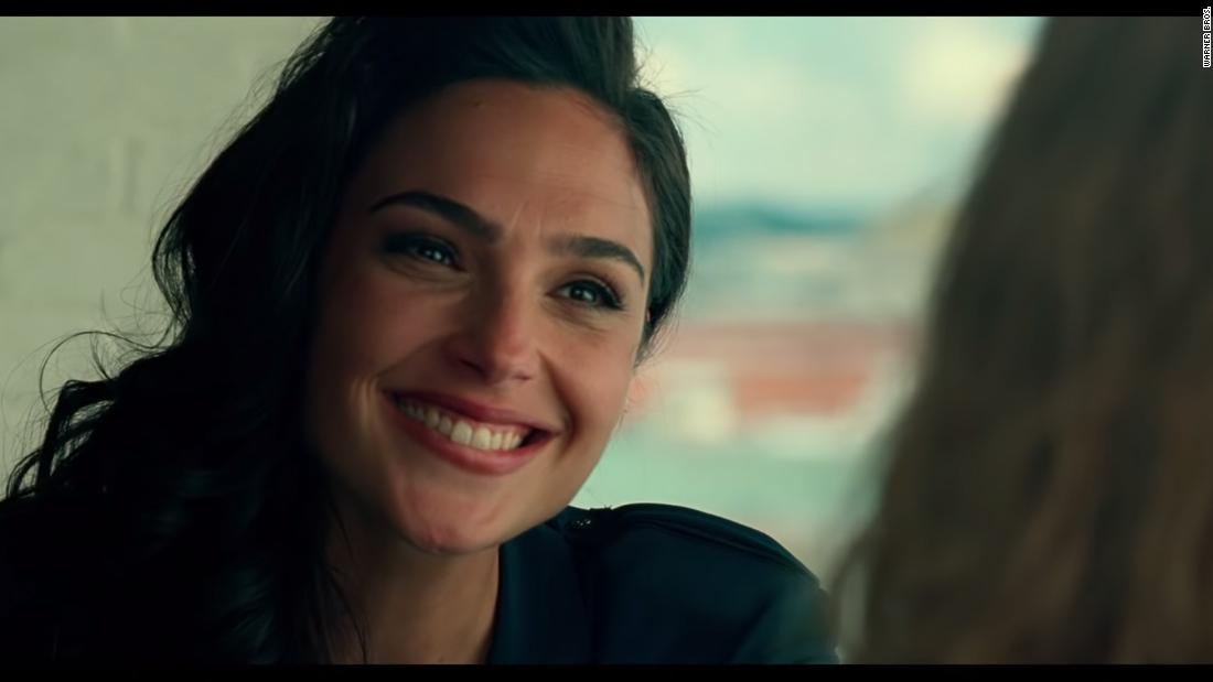 Gal Gadot and Chris Pine meet again in trailer for 'Wonder Woman 1984'