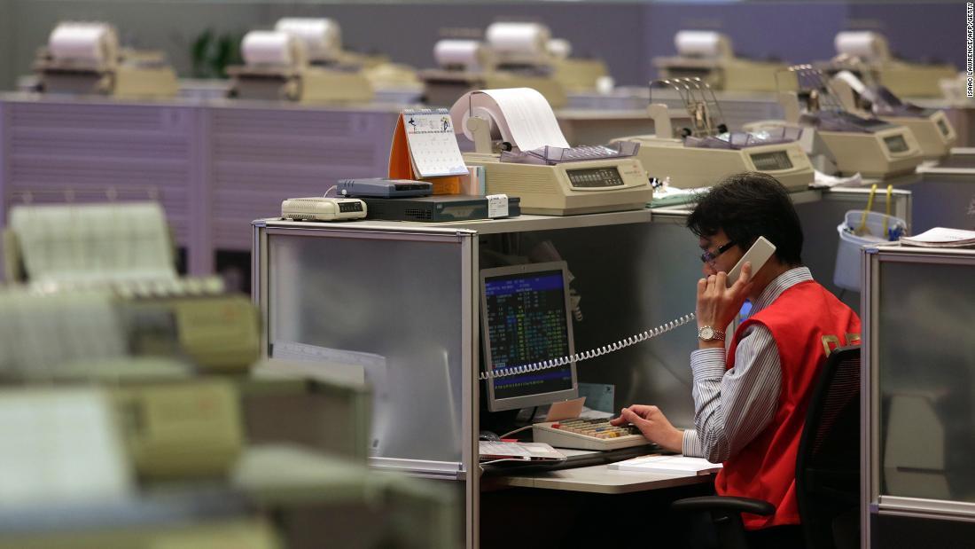 Ασιατικές αγορές είναι ήσυχα μετά από μια ταραχώδη εβδομάδα