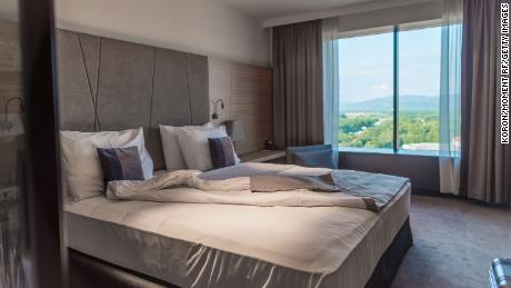 49 hoteliers reported that mattresses had been stolen from their premises since January 2018.