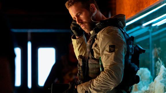 Ryan Reynolds in '6 Underground' (Christian Black/Courtesy of Netflix)