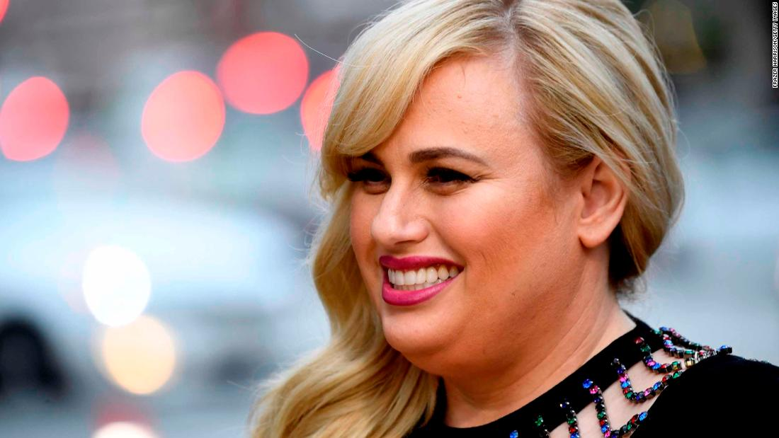 Rebel Wilson shows off her weight loss in new Instagram post, after calling 2020 'The Year of Health'