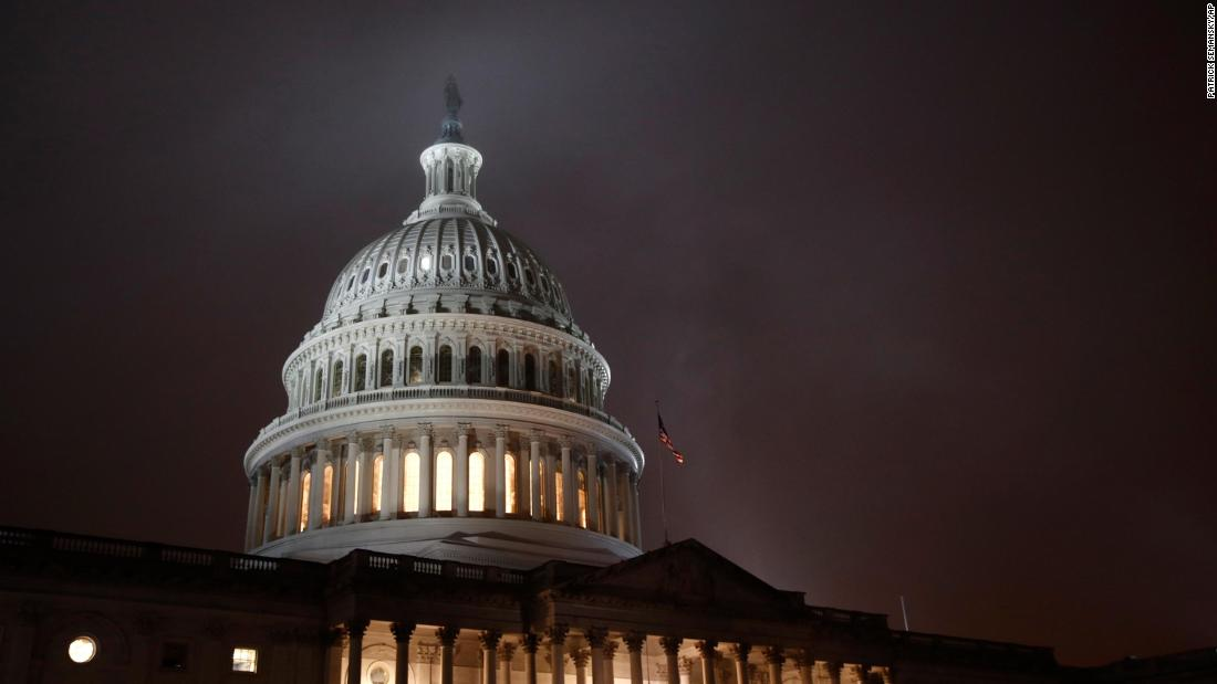 House passes defense bill that would include paid family leave for federal workers for the first time