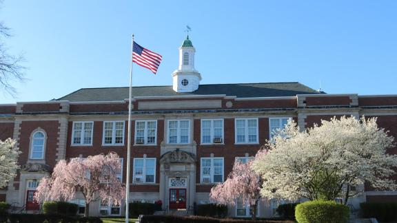 "Alexander Hamilton High School in Elmsford, New York, canceled its production of ""Disney"