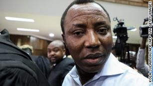 Nigeria faces backlash over the arrest of a US-based activist and journalist