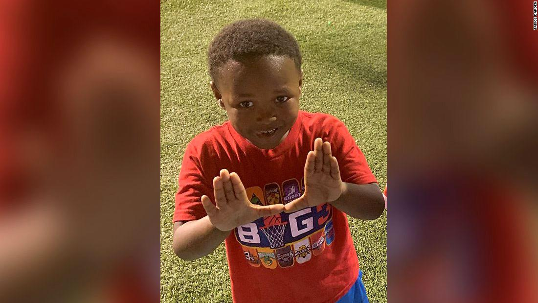 A 5-year-old Alabama boy was shot and killed when his family got into a fight, police say