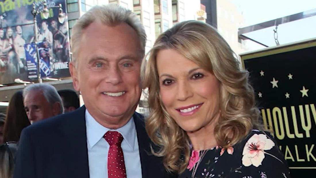 Vanna White took a spin at hosting and 'Wheel of Fortune' for Pat Sajak