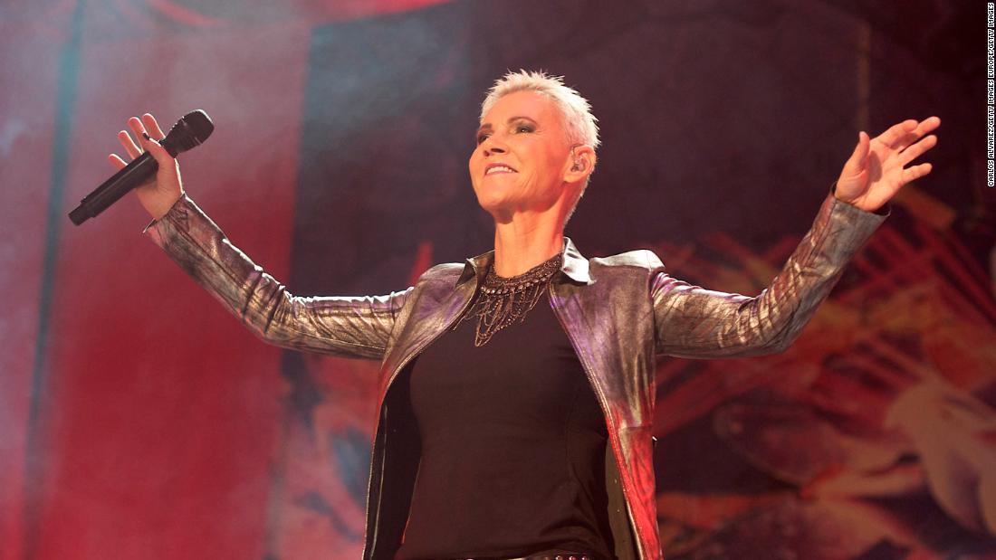 Roxette singer Marie Fredriksson dead at 61