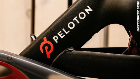 NEW YORK, NY - DECEMBER 04: A Peloton stationary bike sits on display at one of the fitness company's studios on December 4, 2019 in New York City. Peloton and its model of on-demand video cycling classes has come under fire after the release of a new commercial that has been criticized by some as sexist and classist. (Photo by Scott Heins/Getty Images)