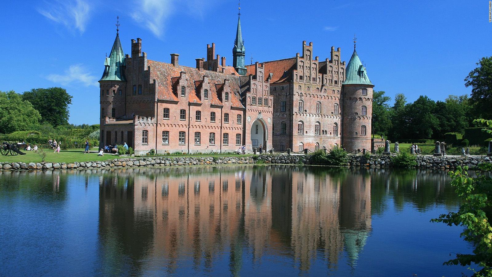 Most Beautiful Castles In Denmark Cnn Travel