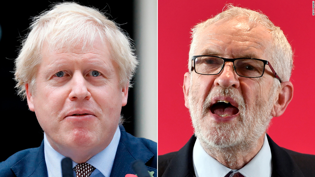 Everything you need to know about the UK's crucial election