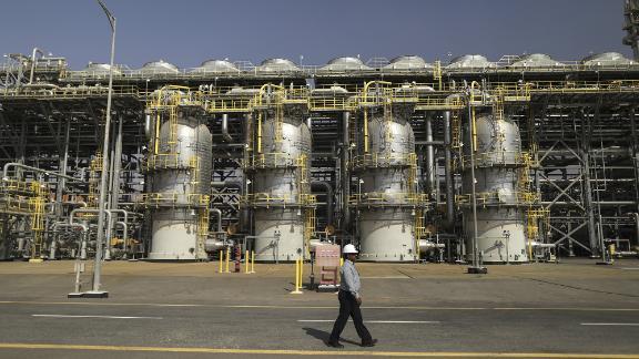 The Natural Gas Liquids (NGL) facility operates in Saudi Aramco