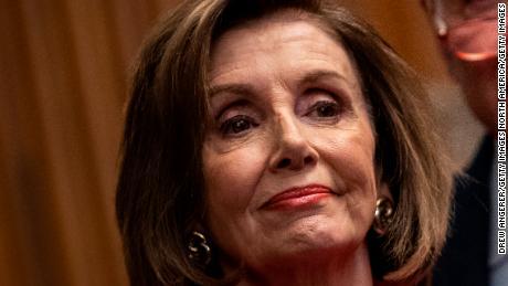 Impeachment process puts Nancy Pelosi's skills to the test