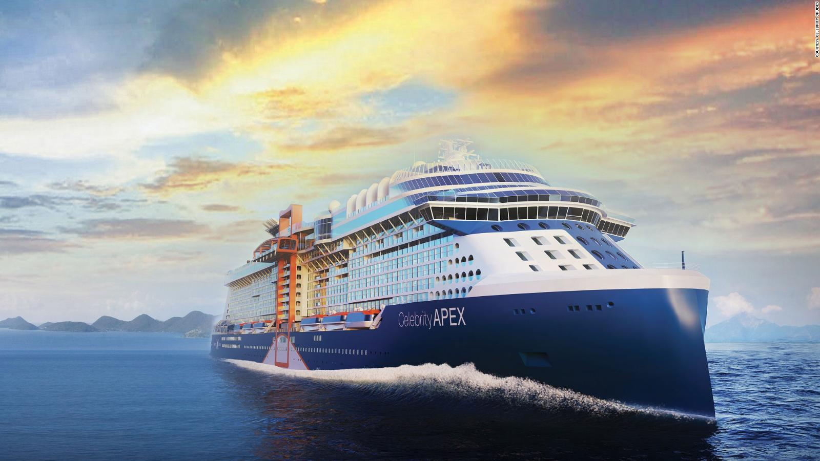 10 Best New Cruise Ships For 2020 Cnn Travel