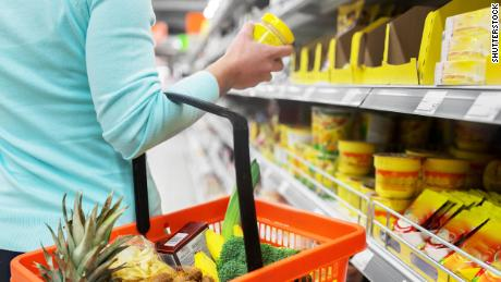 Exercise advice on food labels could help reduce obesity, researchers say