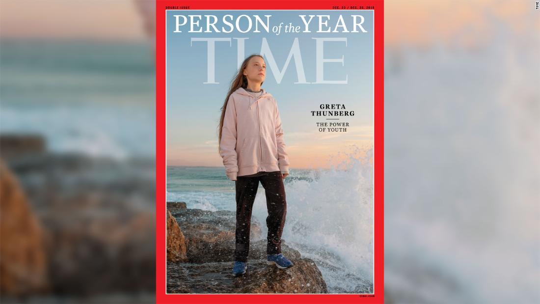 Why Time picking Greta Thunberg will drive Donald Trump crazy