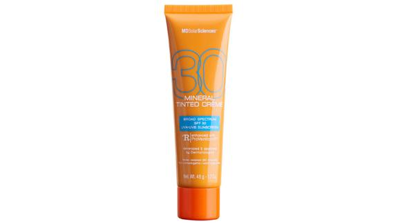 MDSolarSciences Mineral Tinted Creme, SPF 30