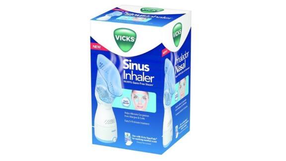 Vicks Personal Steam Inhaler