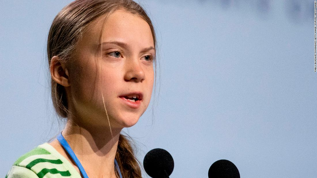 We should all be appalled by Donald Trump's tweet about Greta Thunberg