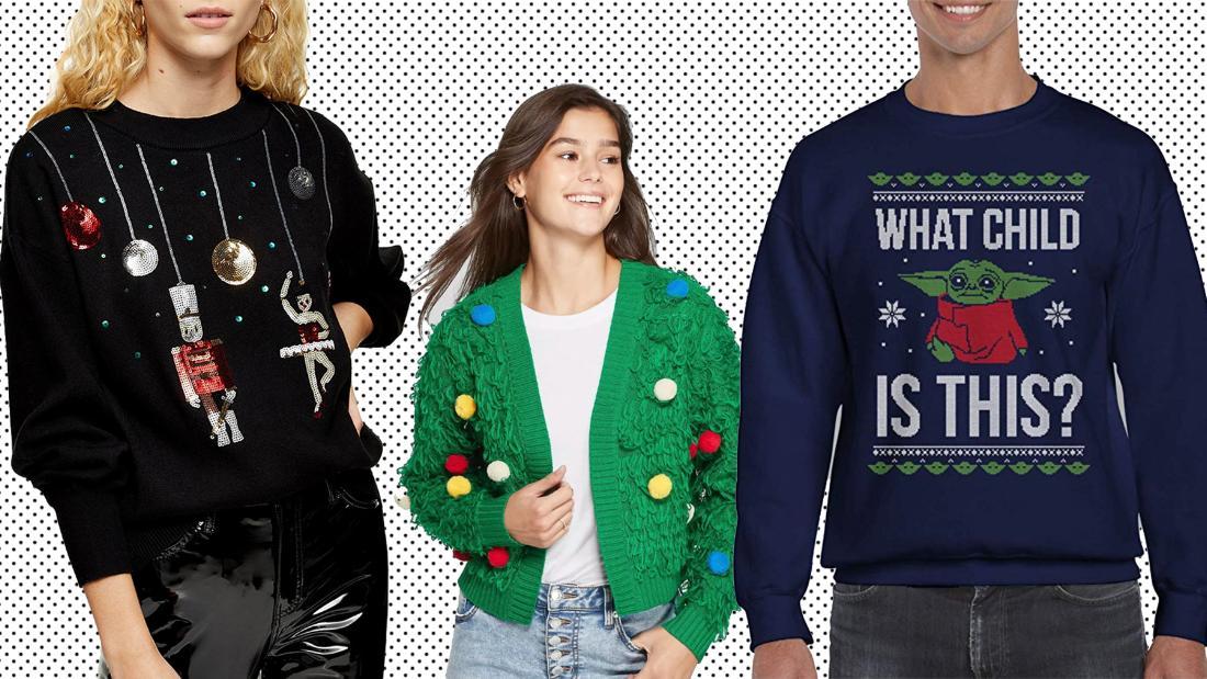 Hässlich Urlaub Pullover, die macht zu viel Spaß um darauf zu verzichten