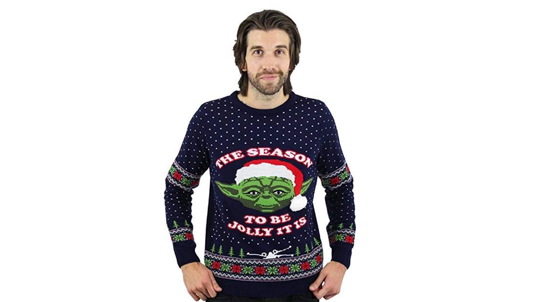 Suéter Yoda