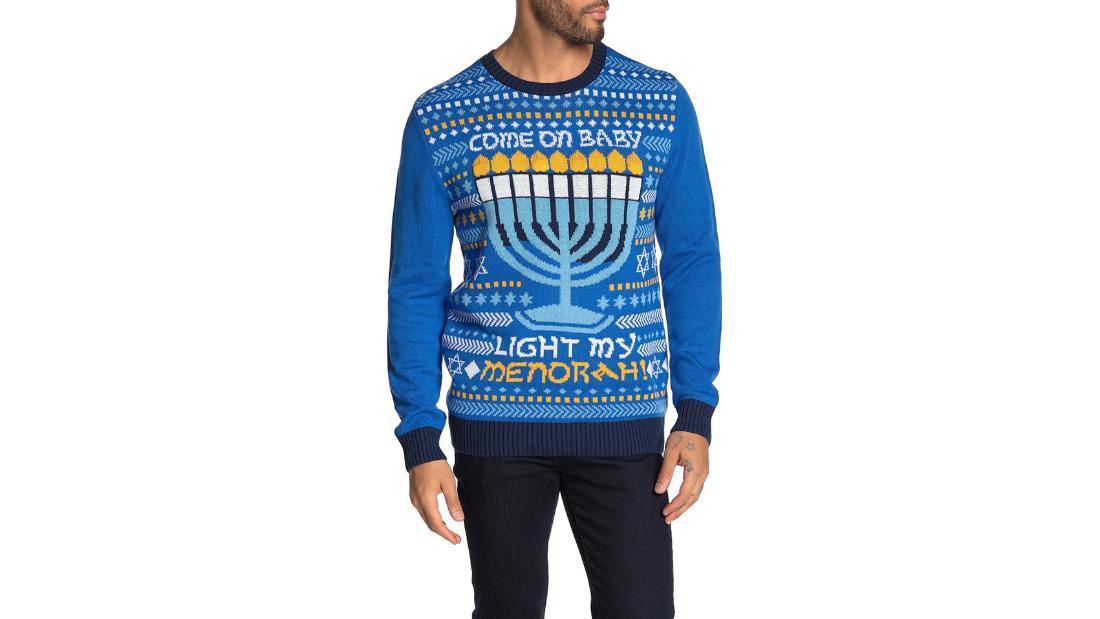 Suéter Menorah