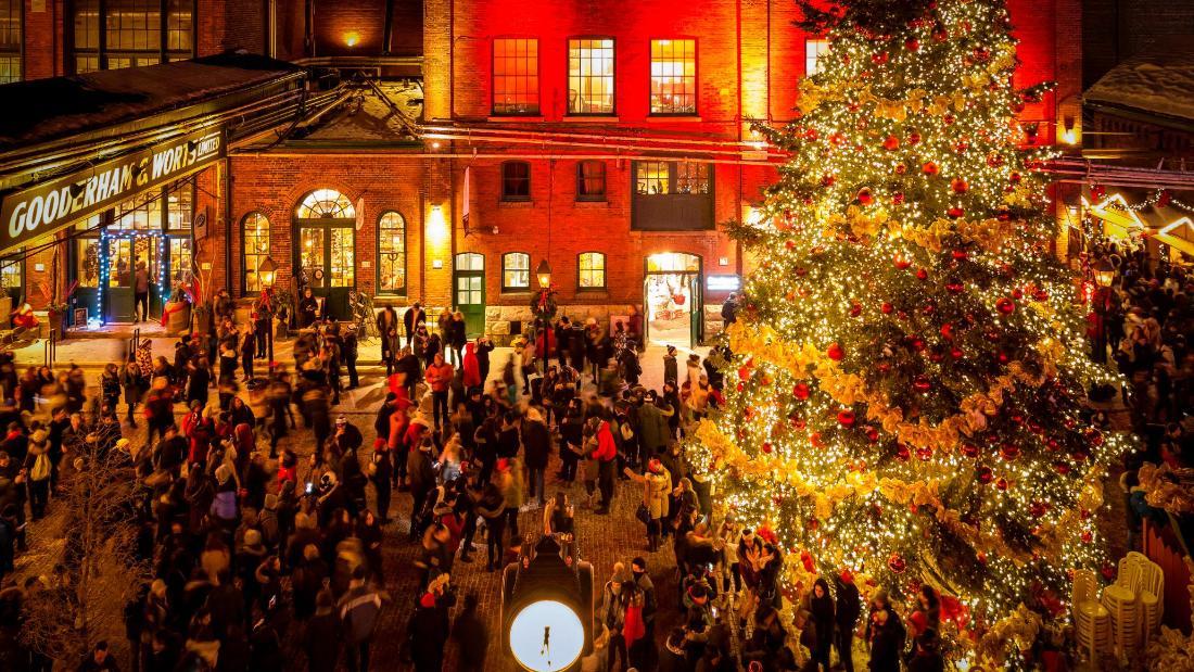 Οι καλύτερες Χριστουγεννιάτικες αγορές σε όλο τον κόσμο