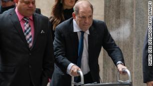 Harvey Weinstein speaks out before his rape trial