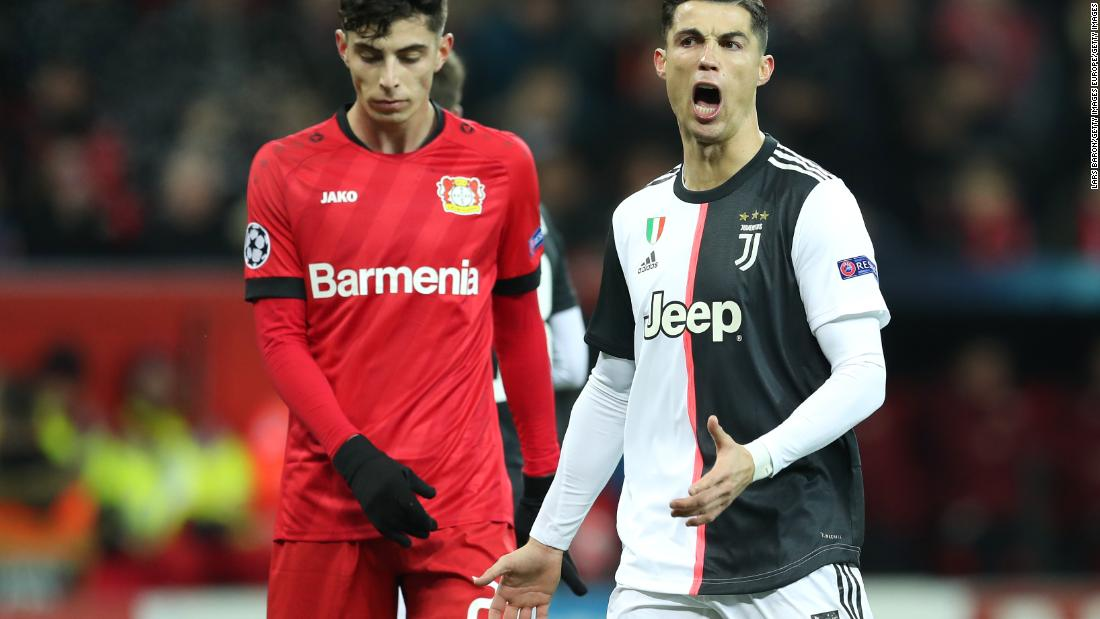 Cristiano Ronaldo Ziele sechsten Champions-League-Titel